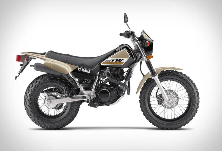 Yamaha TW200 | Image