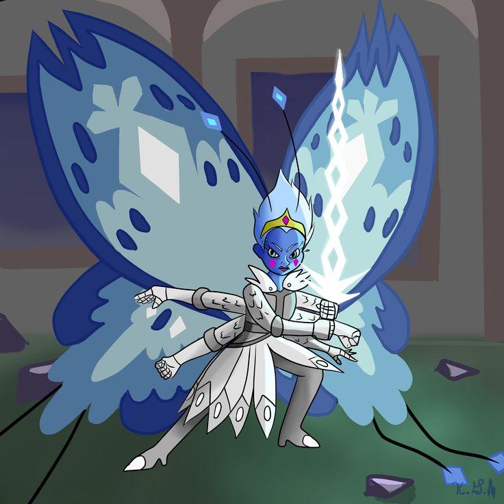 Star Butterfly Form Svtfoe