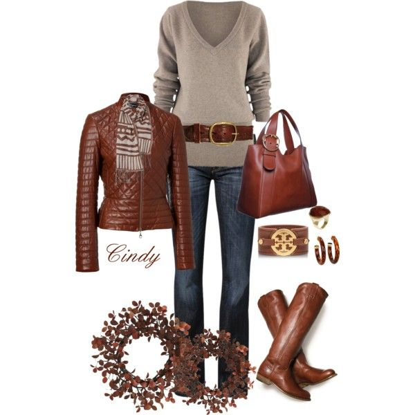 A fashion look from January 2013 featuring Salvatore Ferragamo jackets, CROSS Jeanswear jeans и Gucci shoulder bags. Browse and shop related looks.