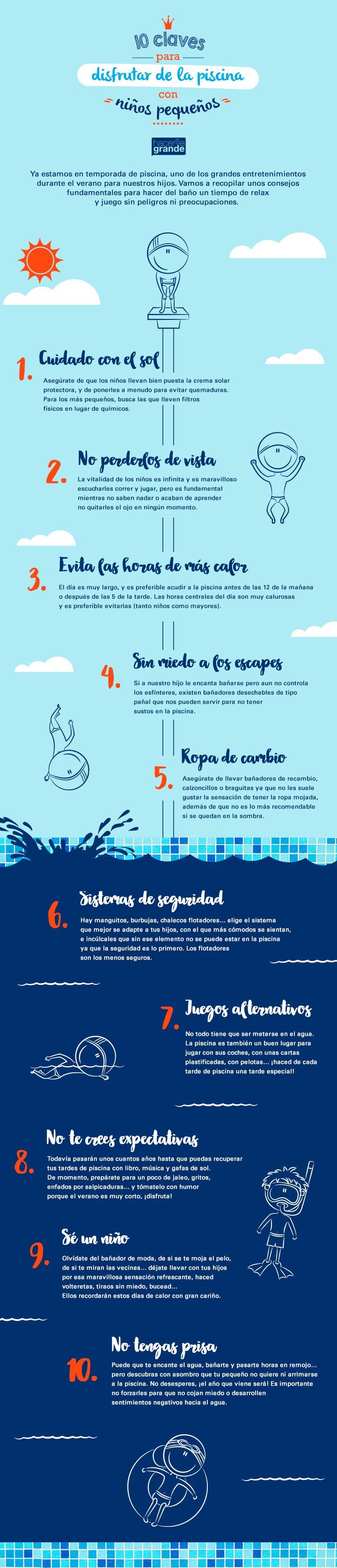 10 claves para disfrutar de la piscina playa con ni os for Piscina hinchable ninos carrefour