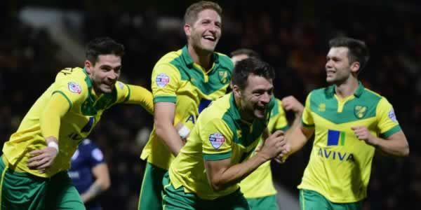 Norwich City Vs Bournemouth – English Premier League 2015-16 - http://www.tsmplug.com/football/norwich-city-vs-bournemouth-english-premier-league-2015-16/