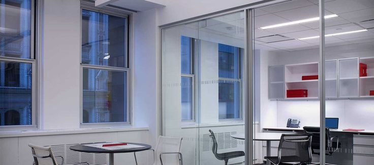 Private Office | Focal Point Lights Linear Recessed Task Lighting Overhead