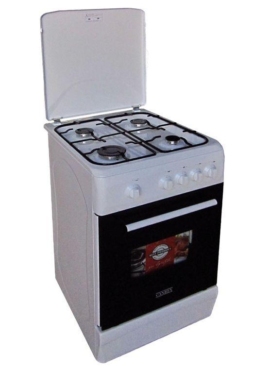 Газовая кухонная плита Canrey CG 5640 (Белая) купить в Днепропетровске
