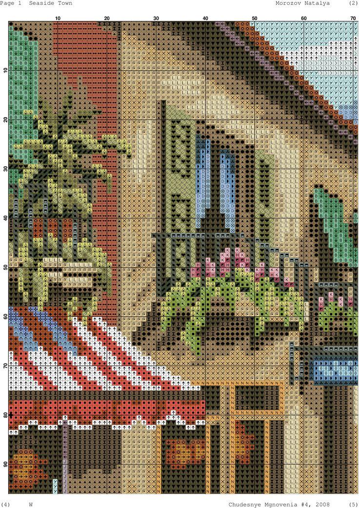 Seaside town 2
