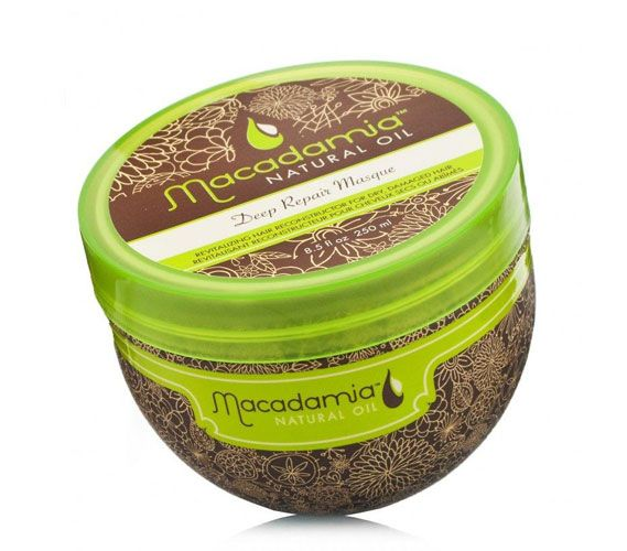 The 12 Best Hair Masks: Macadamia Natural Oil Deep Repair Masque