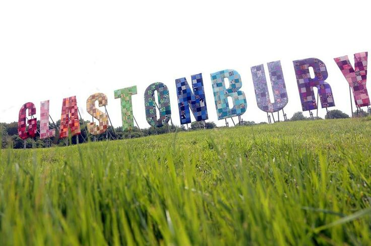 I want to go to Glastonbury! -hopefully next year