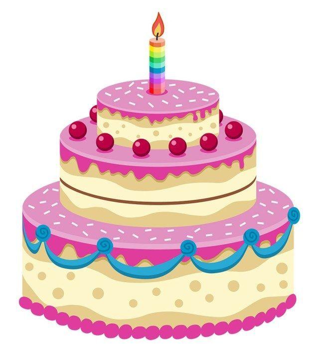 21 Excellent Photo Of Animated Birthday Cakes Animated Birthday