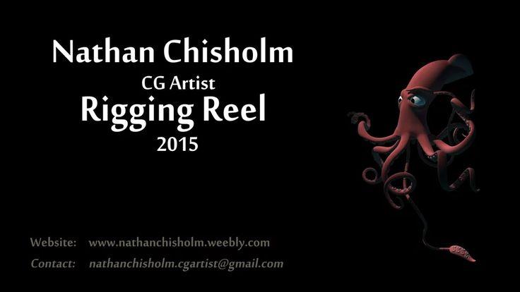Nathan Chisholm - Rigging Reel - 2015 on Vimeo