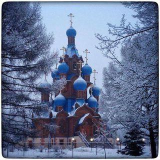 WORLD CHURCH - ORTHODOXY. Russia