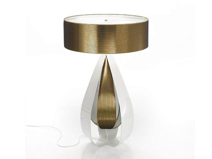 Metal floor lamp SUPERBA by ITALAMP design Italamp Style Office
