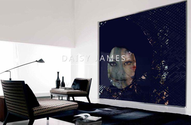 DAISY JAMES wallcover The Sooph