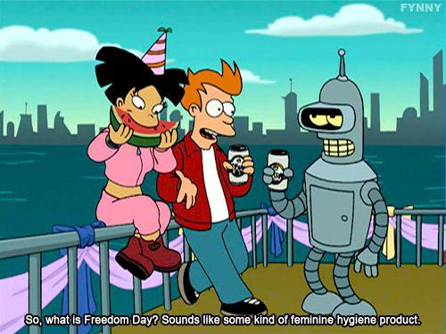 アメリカのアニメ、フューチュラマの作者