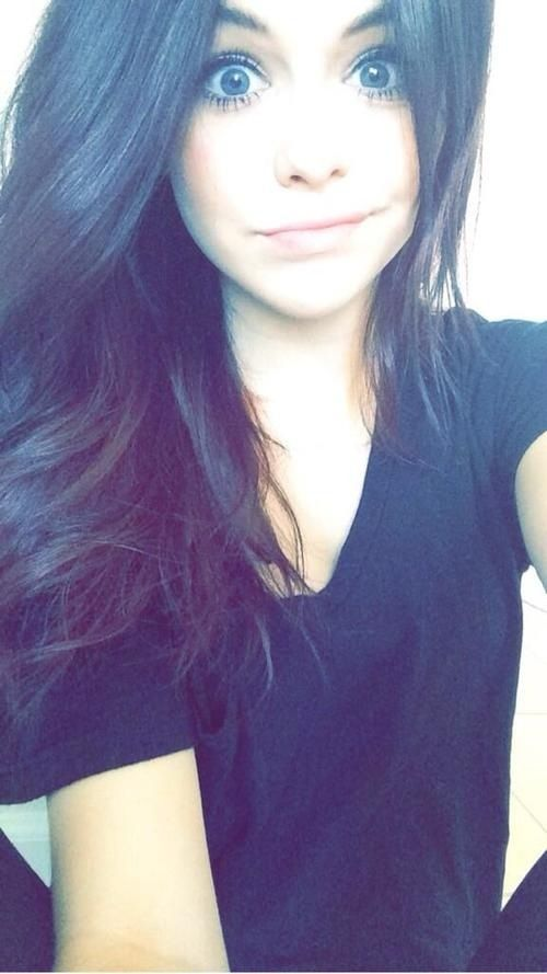 @Acacia Brinley let's trade faces. ️ | Hairrr | Pinterest ...