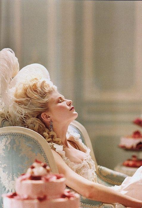 Romantic GlamourFilm, Kirsten Dunst, Marie Antoinette, Sofia Coppola, Movie, Annie Leibovitz, Mary Antoinette, Sofiacoppola