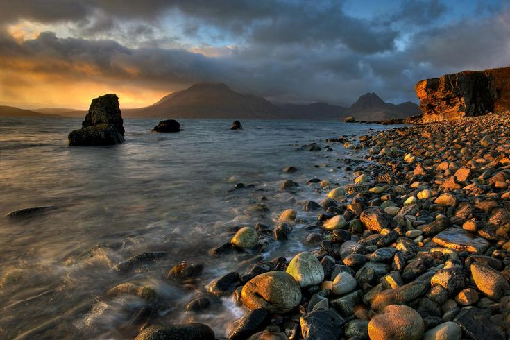 Another breathtaking view from Elgol Beach, Isle of Skye