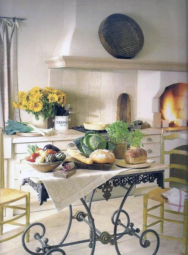 Дизайн кухни в стиле..