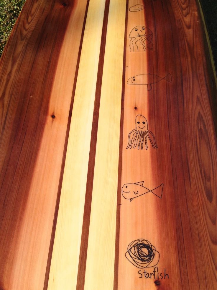How to add artwork to a paddleboard