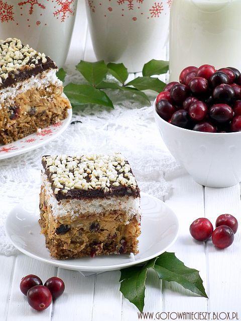 Ciasto Bakaliowa Sonata
