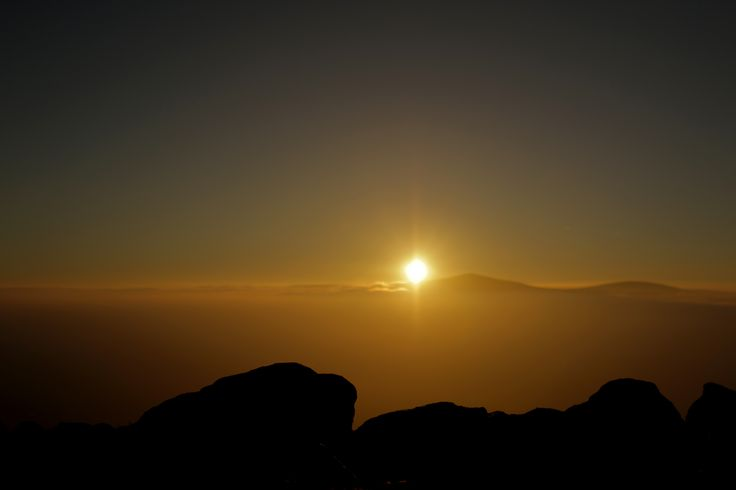 Sunset on Sugar Loaf