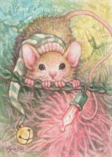 http://artbylynnbonnette.blogspot.com/2010/12/christmas-light-mouse-patrol.html