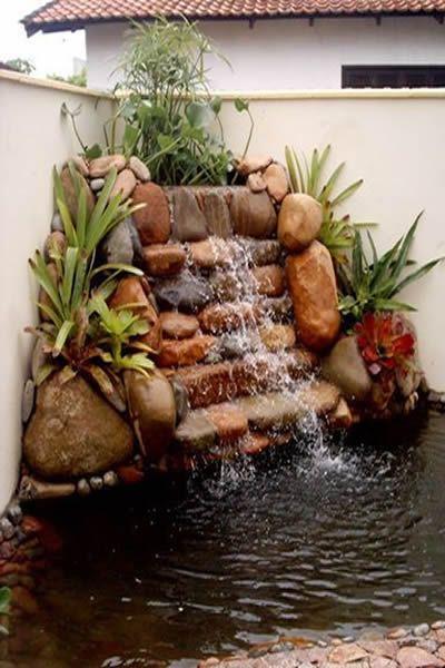 Peixe & Vida: Lagos Ornamentais, Fontes, Peixes e Aquários