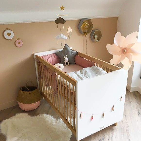 La chambre bébé de Thessa