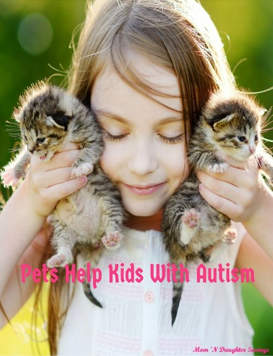 National Pet & Autism Month - Wait Until You See This Video Pets really can help with social skills with people that have autism.