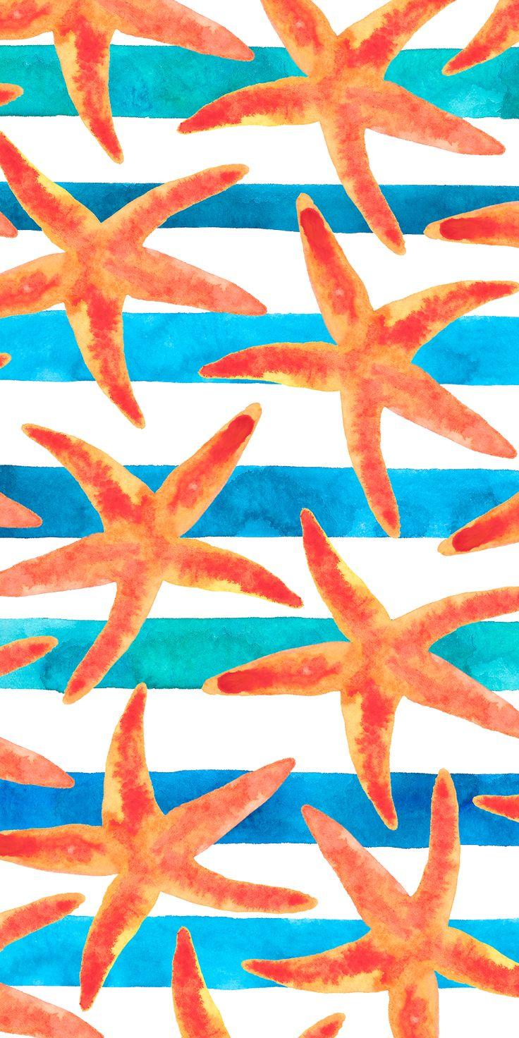 #Starfish #Pattern. #Casetify #iPhone #Art #Design