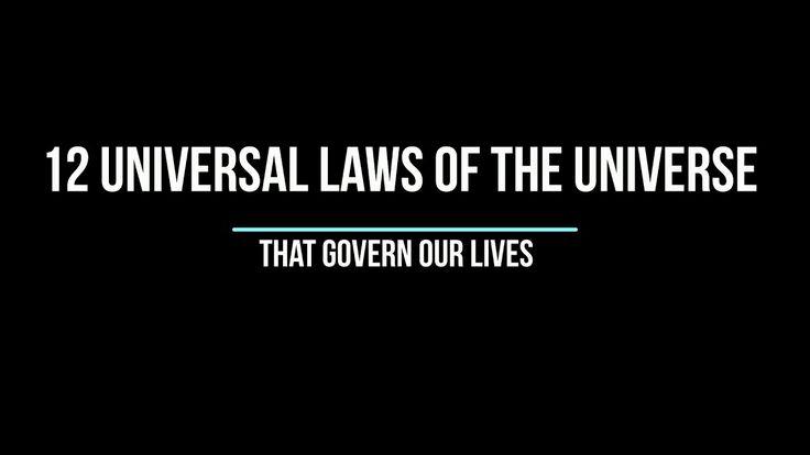universal laws of life pdf