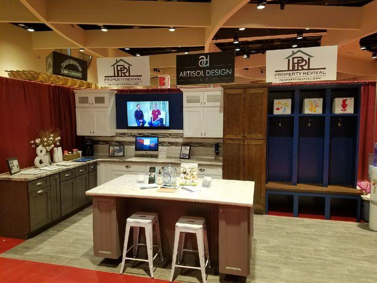 Madison Build, Remodel and Landscape show at Monona Terrace Convention Center!