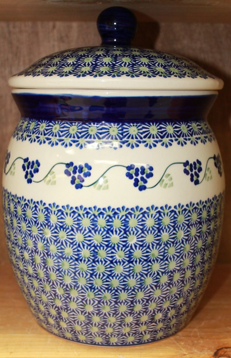 612 Best Polish Pottery Images On Pinterest Polish