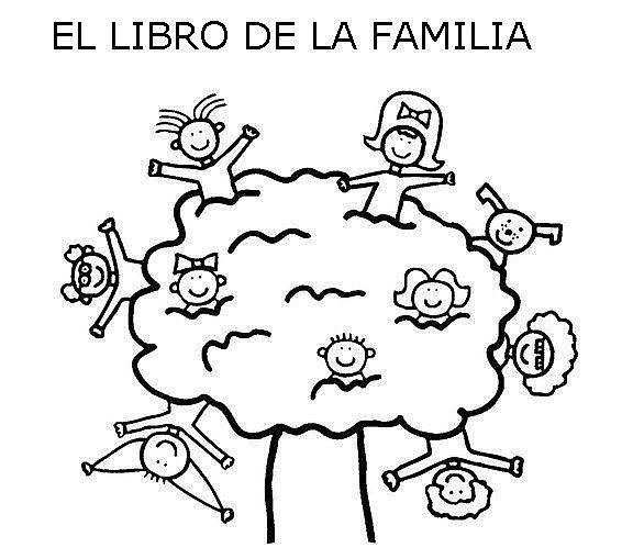 CoSqUiLLiTaS eN La PaNzA BLoGs: EL LIBRO DE LA FAMILIA PARA PINTAR