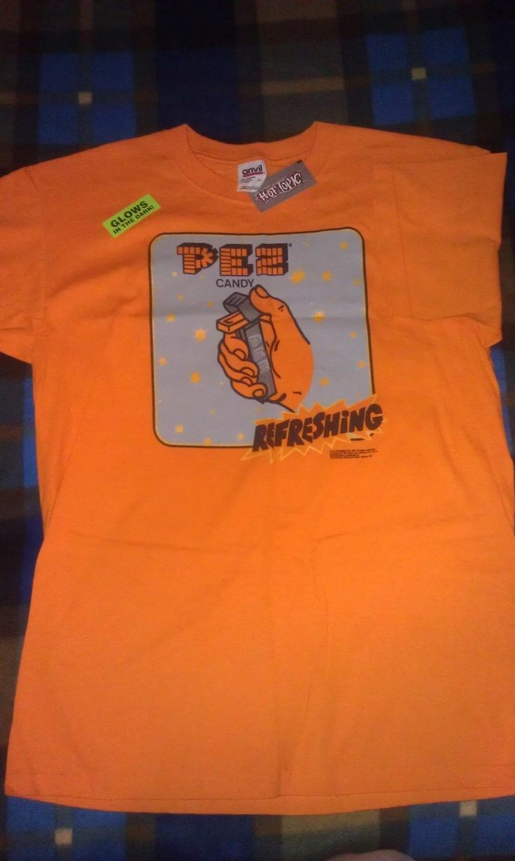52 best pez images on pinterest candy dispenser pez candy and pez t shirt orange refreshing glows in the dark gamestrikefo Image collections