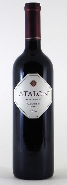 Atalon 'Pauline's Cuvee' Napa Valley Red Blend 2010 (93pts)