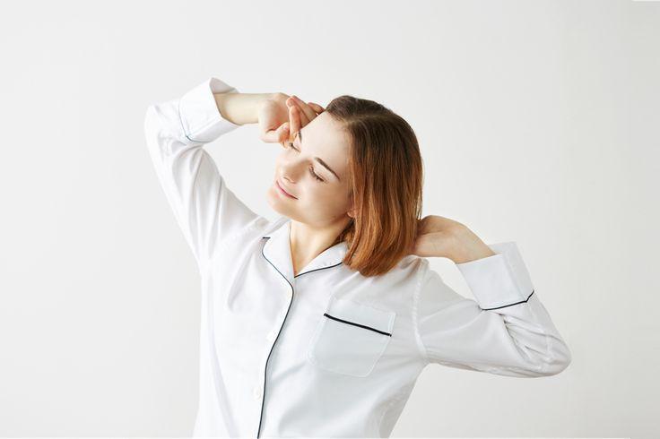 GOOD NIGHT SUIT レディースパジャマ - 上質な睡眠の秘訣は、糸の細い「生地」と「サイジング」| WOMEN HOTEL CLASSIC PAJAMA