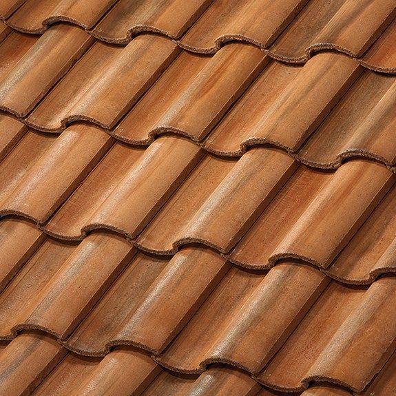 Tile Roof - Boral Barcelona 900 Casa Grande Blend | Wall trim