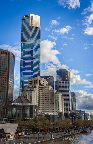 Eureka Tower & Southgate