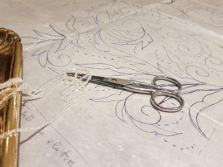 Sketch, dietro le quinte del nostro ufficio stile... www.maisonsignore.it