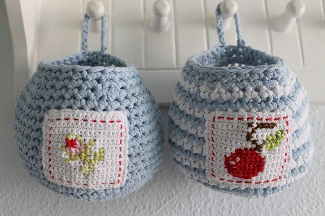 Die 270 besten Bilder zu # ♡ ♥ ♡ Shabby ☆ Crochet ☆ Diy * von ...