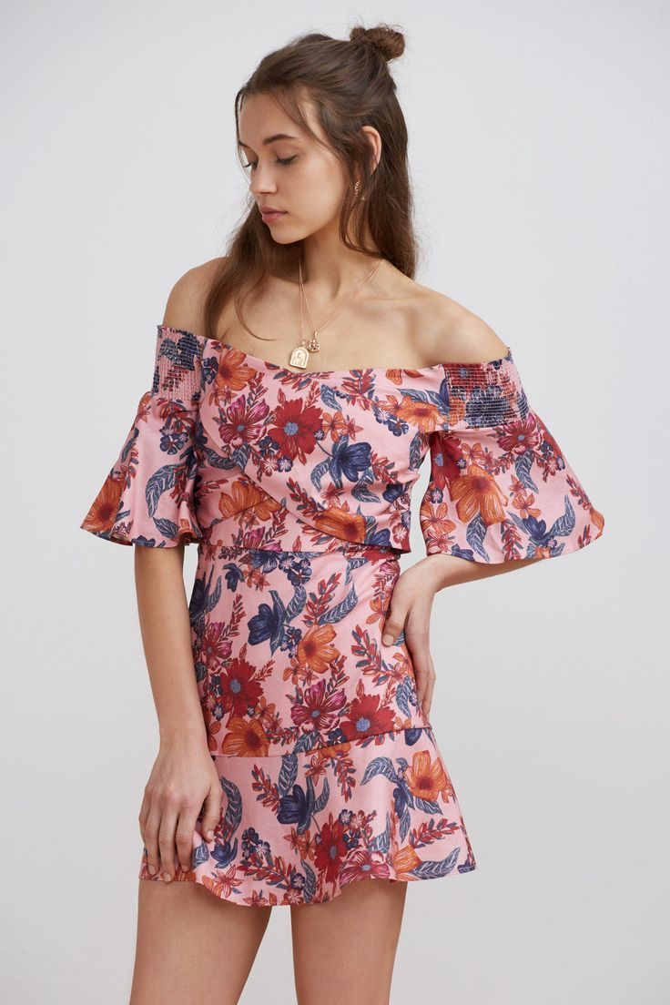 RHAPSODY MINI DRESS, Finders Keepers $189.95  http://www.shopyou.com.au/ #womensfashion #shopyoustyle