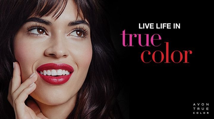 Avon True Color Makeup that looks and performs the way you expect it to.