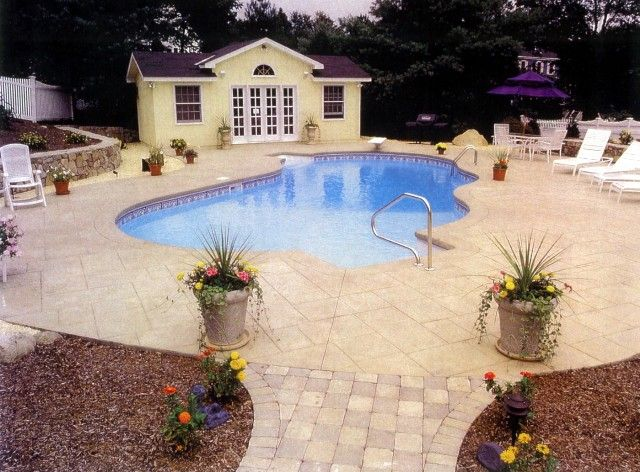 86 Best Pool Images On Pinterest Cool Ideas Home And