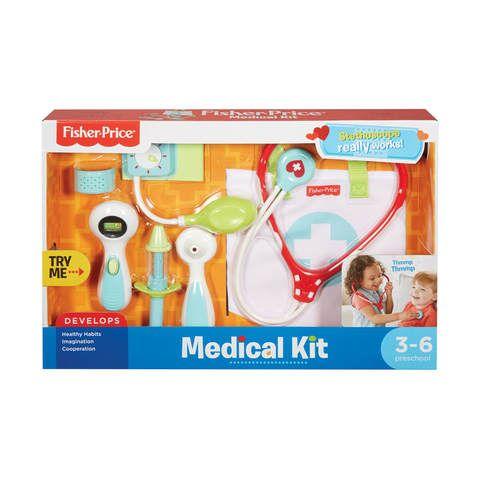 Fisher Price Medical Kit   Kmart
