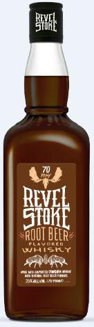 Revel Stoke Root Beer Flavored Whisky