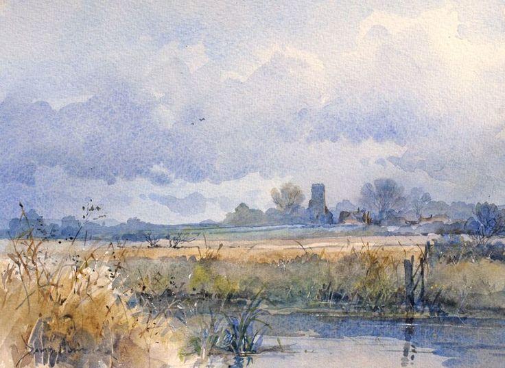 The Wykeham Gallery :: Artists - Painters - David Howell - Works