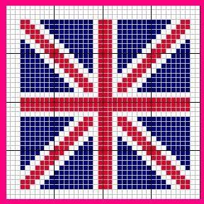 Cojín bandera