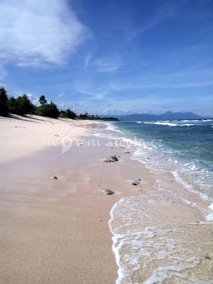 Indonésie to jsou hory, moře, rýžová pole, nekonečně dlouhé cesty a hlavně lidé s těmi nejširšími úsměvy, které jsme kdy na cestách viděli.