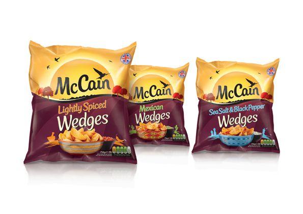 Mc Cain Potatoes Vegetables