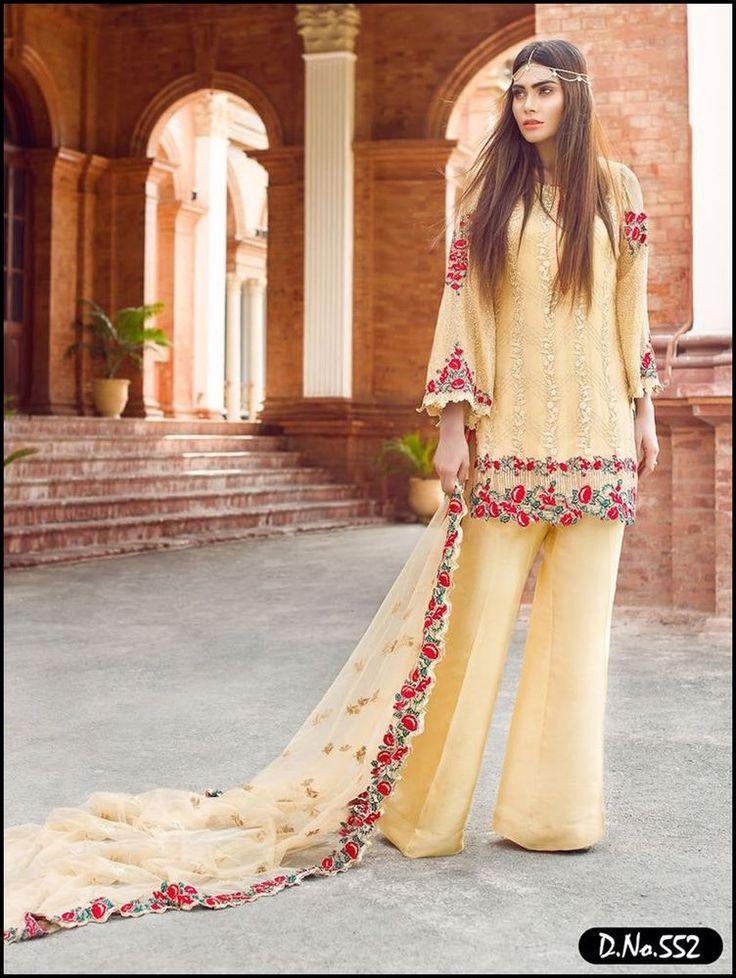 Kameez Salwar Indian Designer Suit Bollywood Ethnic Anarkali Pakistani Dress New #TanishiFashion