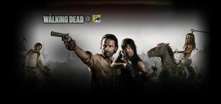 The Walking Dead 2 | ... Temporada » Trailer da 4ª temporada de The Walking Dead LEGENDADO